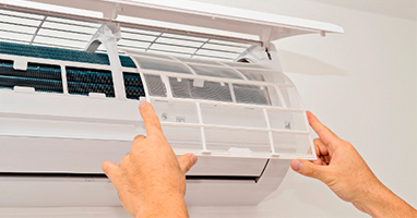 How to clean your air-conditioning and get it ready for use
