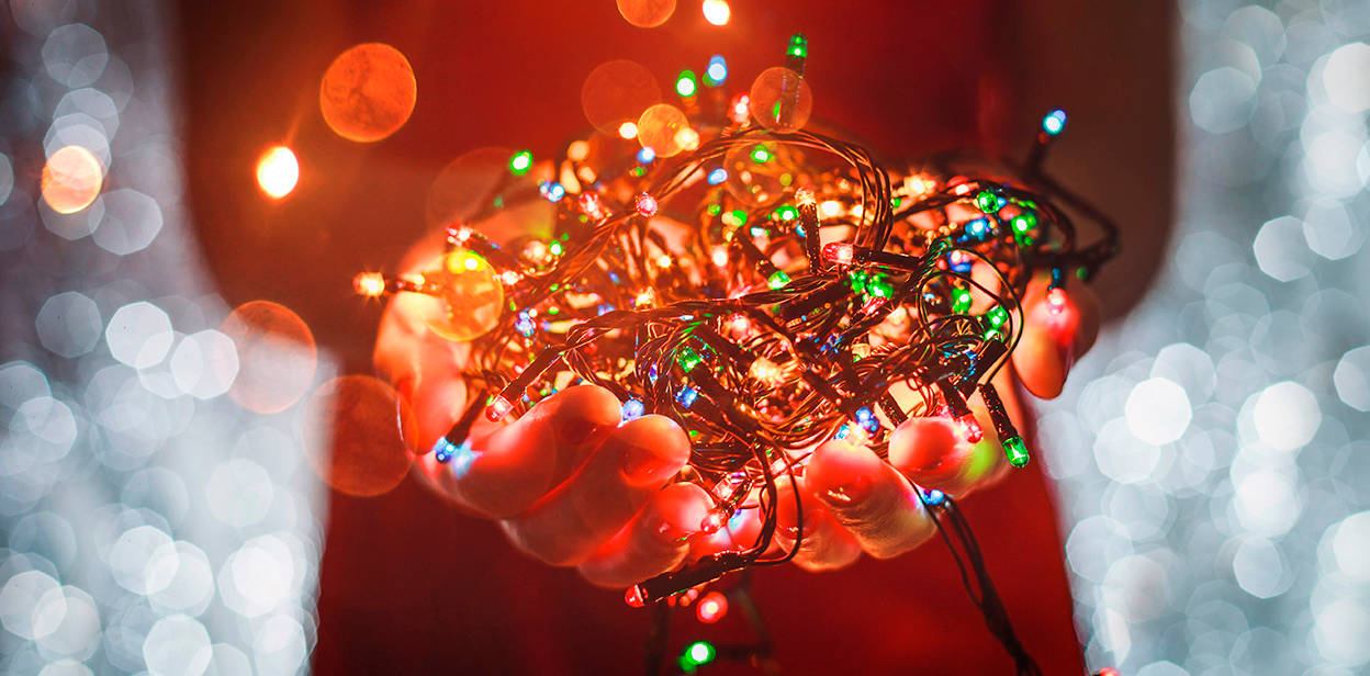 Three ways to save on electricity during Christmas