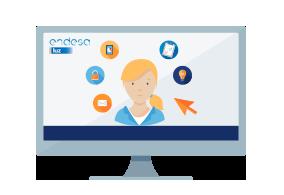 Contactar con endesa grandes clientes endesa clientes for Oficina online endesa
