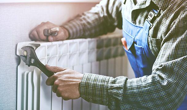 Servicio calefacción gas natural