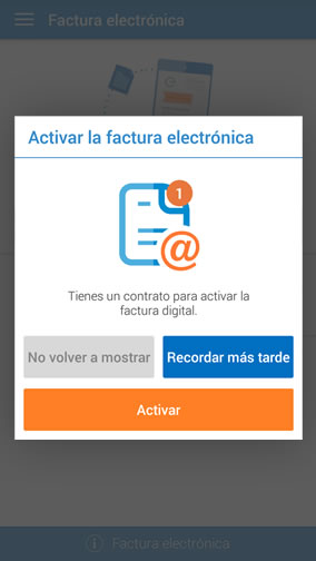 Endesa Customers App